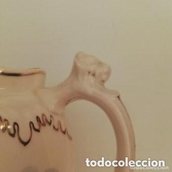 Antigüedades: Tetera o Cafetera cerámica Inglesa Martín Hanley año 1920-1930 Victoriana - Foto 7 - 190808916