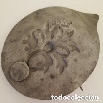 Antigüedades: Tetera o Cafetera cerámica Inglesa Martín Hanley año 1920-1930 Victoriana - Foto 10 - 190808916