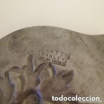Antigüedades: Tetera o Cafetera cerámica Inglesa Martín Hanley año 1920-1930 Victoriana - Foto 11 - 190808916