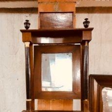 Antigüedades: MUEBLE:TOCADOR DE SEÑORA IMPERIO.SIGLO XIX.. Lote 190811856