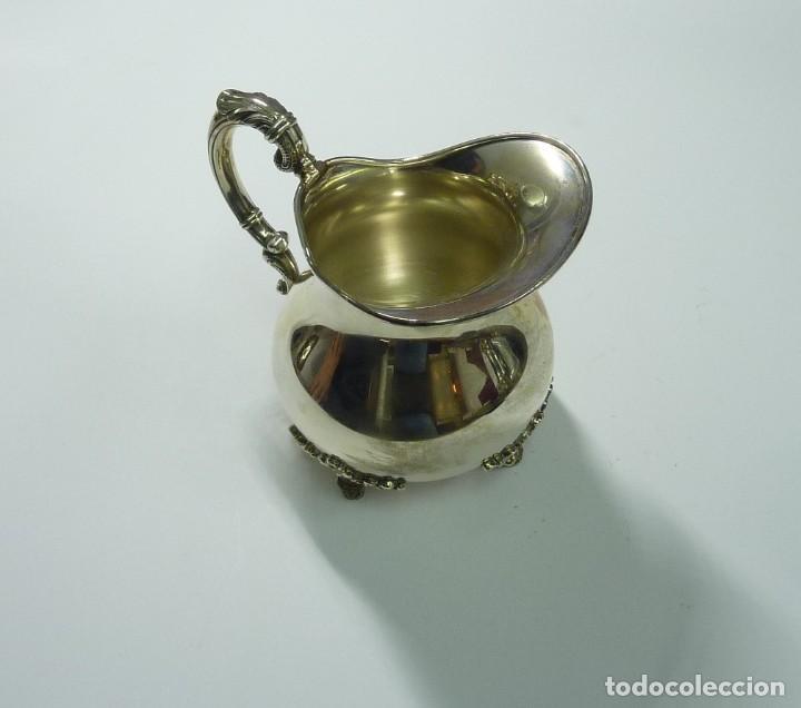 Antigüedades: Juego de café en plata de primera ley - Foto 10 - 190847737