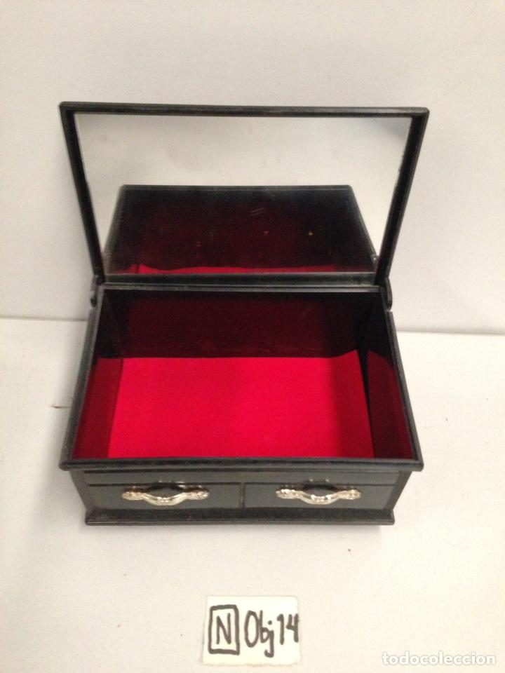 Antigüedades: Caja joyero - Foto 3 - 190872331