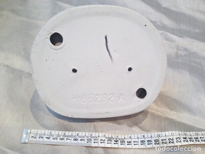 Antigüedades: Pieza porcelana baño mediados S. XIX - Foto 3 - 190895942