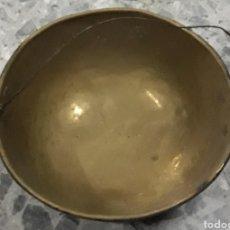 Oggetti Antichi: CALDERO DE METAL. Lote 190927782