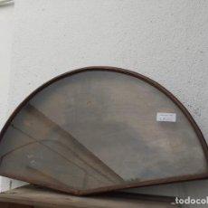 Antigüedades: ABANIQUERA DE MADERA. Lote 190988643