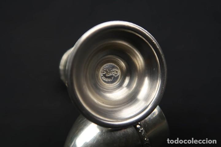 Antigüedades: Dos Copas de Plata 925 Mexico - Foto 7 - 190995403