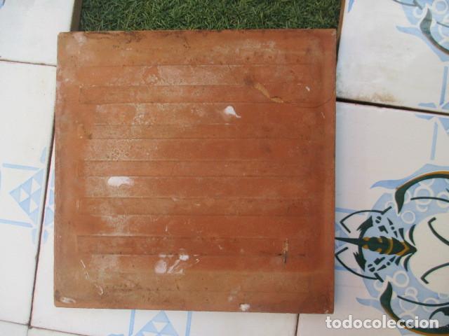 Antigüedades: Panel de azulejos Modernistas Valencia - Foto 4 - 191004478
