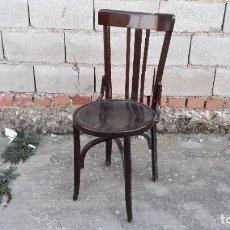 Antigüedades: SILLA ANTIGUA ESTILO THONET.. Lote 191077850