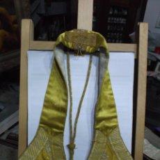 Antigüedades: 27 - MANIPULO SACERDOTAL ORO. Lote 191136425