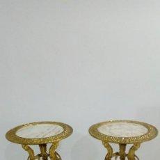 Antigüedades: PEANAS -PEDESTALES-. Lote 191150853