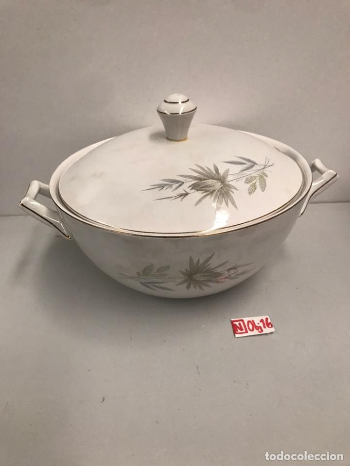 SOPERA DE PORCELANA (Antigüedades - Porcelanas y Cerámicas - Otras)