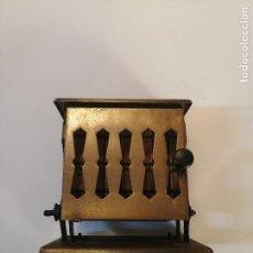 Antigüedades: ANTIGUA TOSTADORA 125 VOLTIOS. Lote 191282250