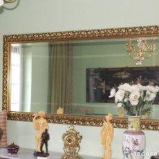 Antigüedades: GRAN ESPEJO 2 METROS DE ANCHO VINTAGE / SOLO EN VENTA ESTA SUBASTA. Lote 191293223