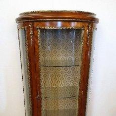 Antigüedades: VITRINA LUIS XV. Lote 191326992