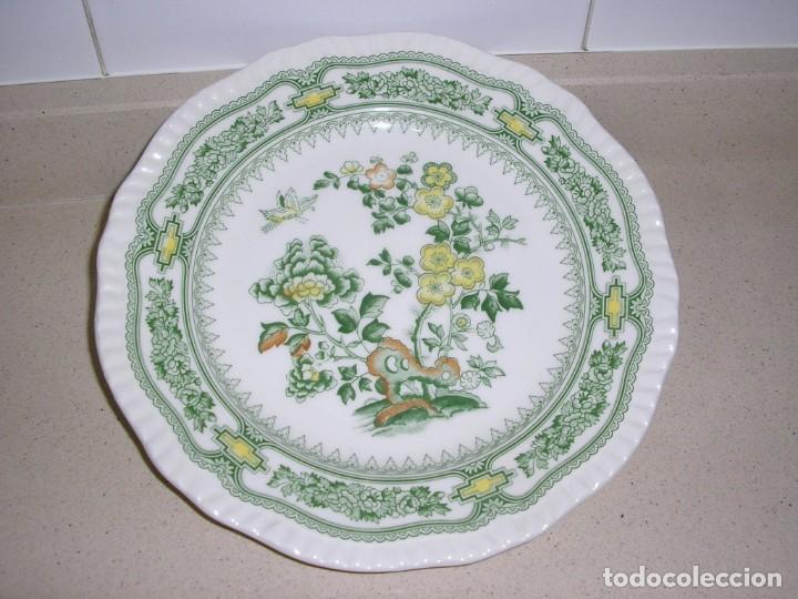PLATO SAN CLAUDIOS (Antigüedades - Porcelanas y Cerámicas - San Claudio)