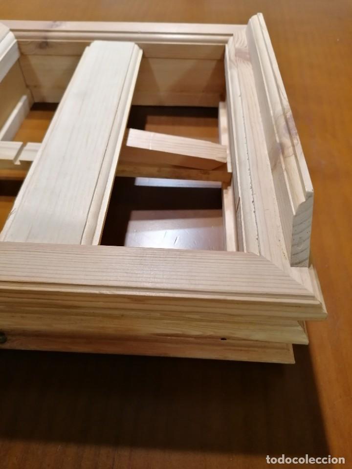 Antigüedades: Atril de madera - Foto 9 - 191372697
