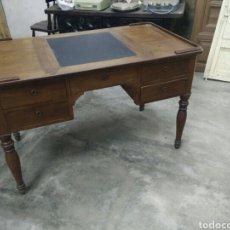 Antiquités: MESA DE ESCRITORIO DESMONTABLE. Lote 191399558
