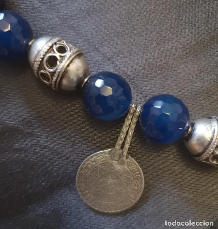 Antigüedades: collar cruz del desierto - Foto 4 - 191406835