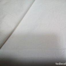 Antigüedades: * SABANA BAJERA DE ALGODON.2 M. (RF: 530/*). Lote 191446887
