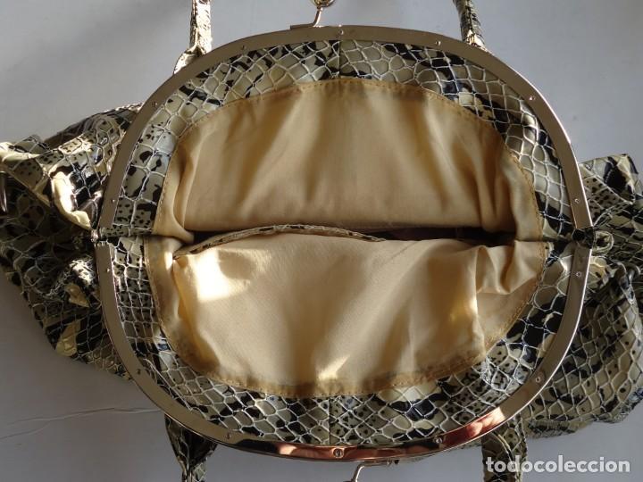 Antigüedades: BOLSO TIPO VINTAGE - Foto 6 - 191460680