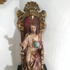 Antigüedades: SAGRADO CORAZÓN. EL ARTE CRISTIANO OLOT. Lote 191468771