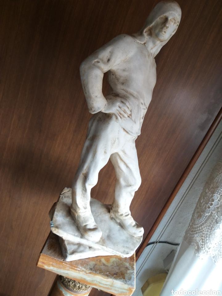 Antigüedades: Talla - Foto 2 - 191472762