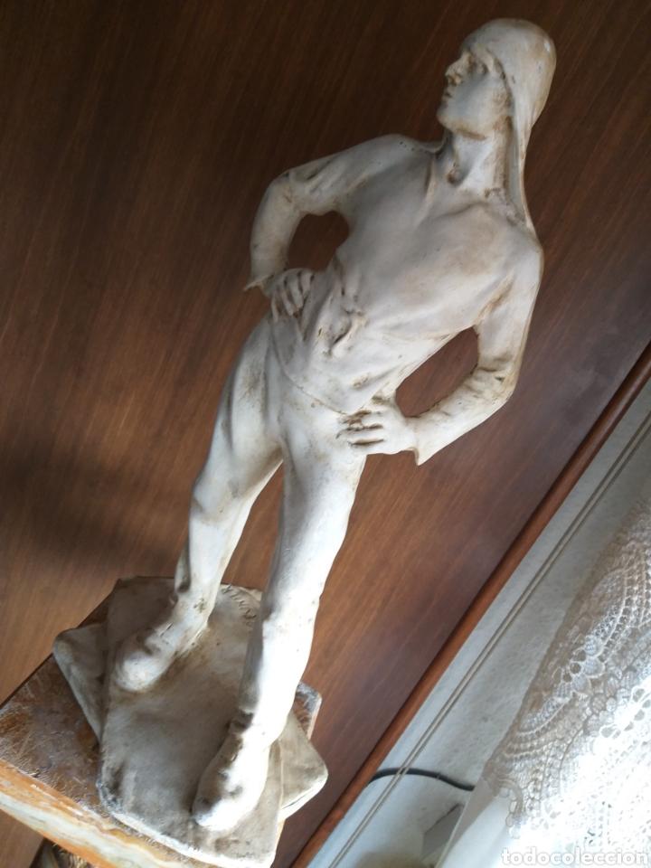 TALLA (Antigüedades - Hogar y Decoración - Figuras Antiguas)