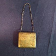 Antigüedades: MONEDERO PERSA O INDIO. Lote 191507787