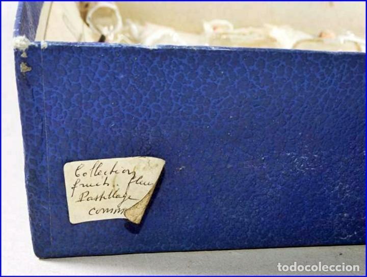 Antigüedades: AÑOS 20: COLECCIÓN DE FIGURAS (COMUNIÓN. BODA...) . De textil y plástico, en parte celuloide - Foto 2 - 191525897