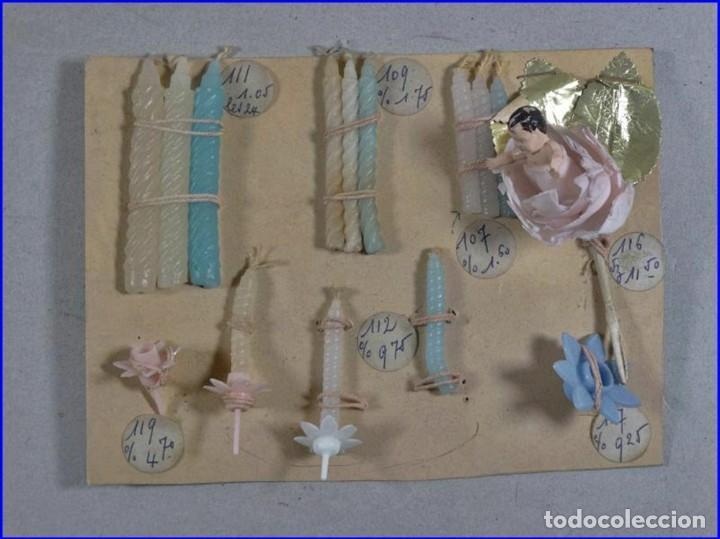Antigüedades: AÑOS 20: COLECCIÓN DE FIGURAS (COMUNIÓN. BODA...) . De textil y plástico, en parte celuloide - Foto 12 - 191525897