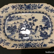 Antiquités: MAGNIFICA BANDEJA CHINA ANTIGUA, S. XVIII-XIX. Lote 191533320