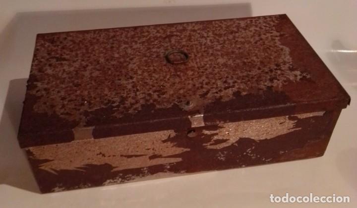 Antigüedades: ESTUCHE DE CARGAS DE CARTUCHOS - Foto 2 - 191540730