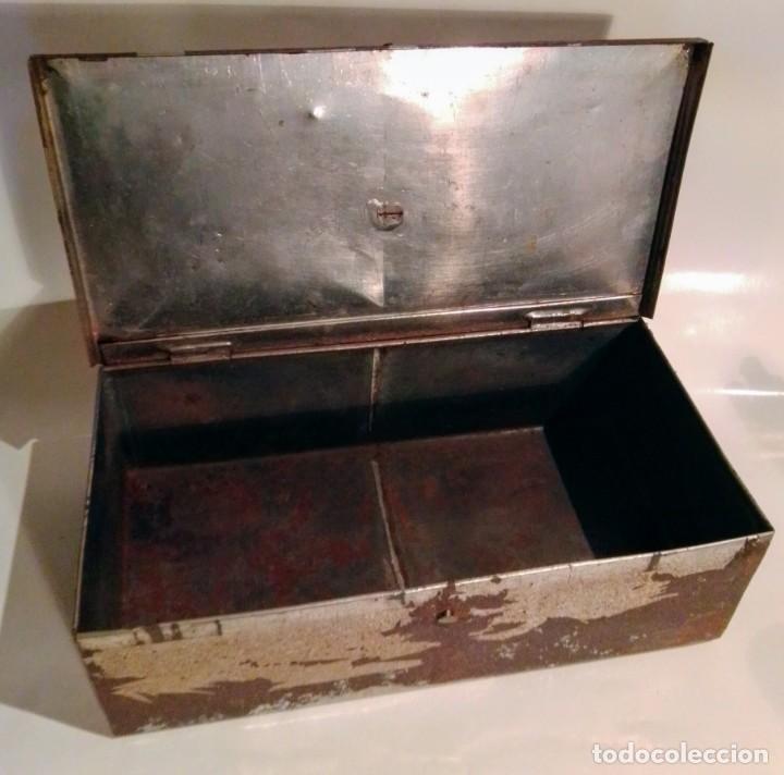 Antigüedades: ESTUCHE DE CARGAS DE CARTUCHOS - Foto 3 - 191540730