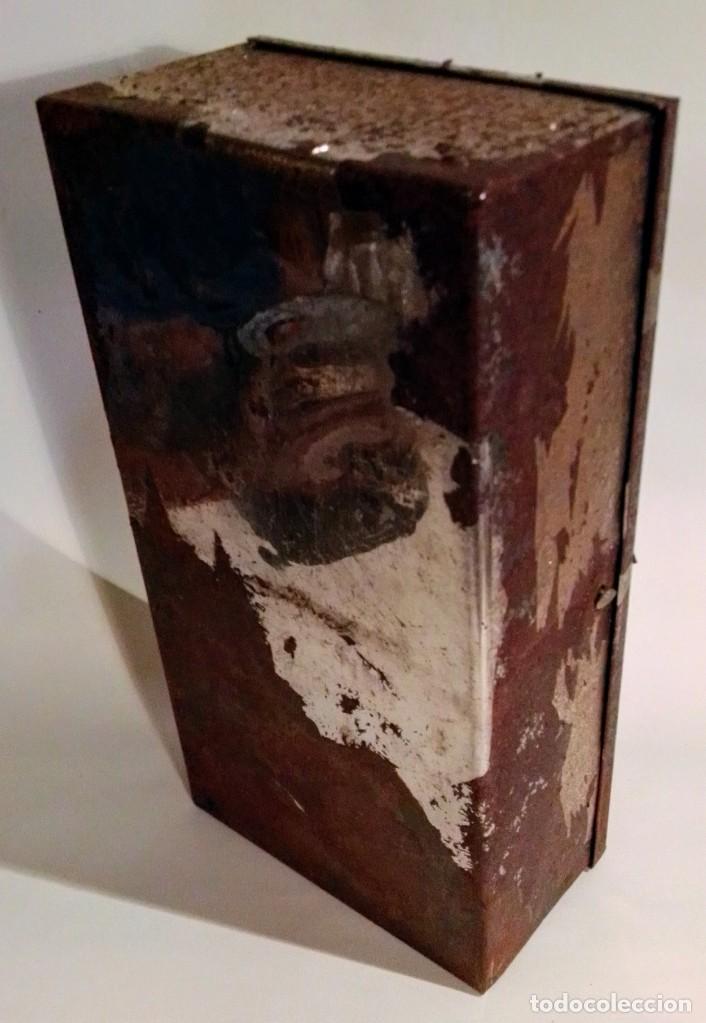 Antigüedades: ESTUCHE DE CARGAS DE CARTUCHOS - Foto 4 - 191540730