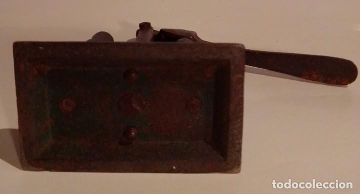 Antigüedades: ESTUCHE DE CARGAS DE CARTUCHOS - Foto 6 - 191540730