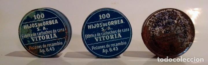 Antigüedades: ESTUCHE DE CARGAS DE CARTUCHOS - Foto 17 - 191540730
