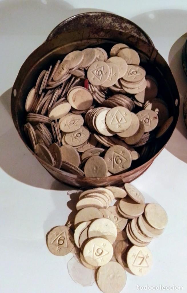 Antigüedades: ESTUCHE DE CARGAS DE CARTUCHOS - Foto 21 - 191540730