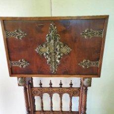 Antigüedades: BARGUEÑO PAPELERA. Lote 191567026