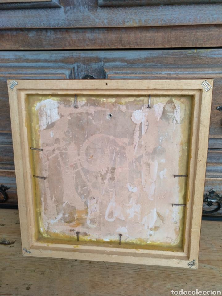 Antigüedades: Azulejo rogad por nosotras - Foto 2 - 191592208