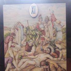 Antigüedades: GRAN AZULEJO DE CERÁMICA DE TALAVERA. Lote 191599342