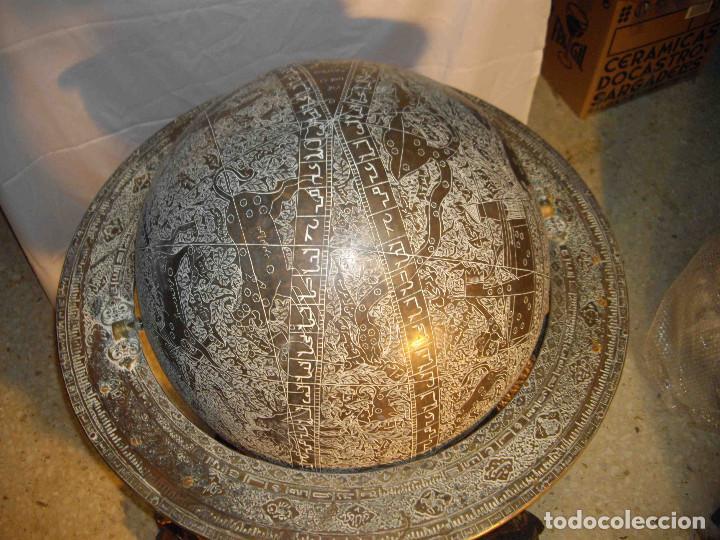 Antigüedades: ASTROLABIO GLOBO GRANDE - Foto 10 - 191629307