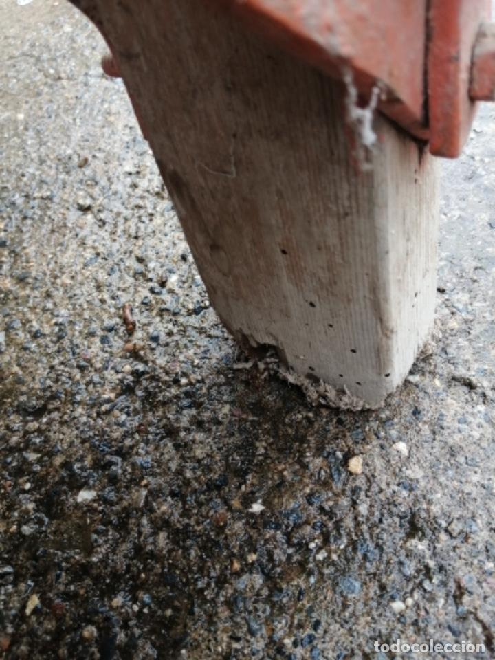 Antigüedades: Carretilla de madera - Foto 6 - 191629855