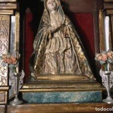 Antigüedades: PAREJA Nº 9 - RAMILLETES RAMO FLORES PARA JARRAS CRATERAS CAPILLAS VIRGEN NIÑO JESUS SEMANA SANTA. Lote 191648891