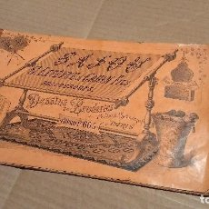 Antigüedades: DESSINS DE BRODERIES SAJOU PARIS. ÁLBUMES Nº 605 Y 606. Lote 191729745