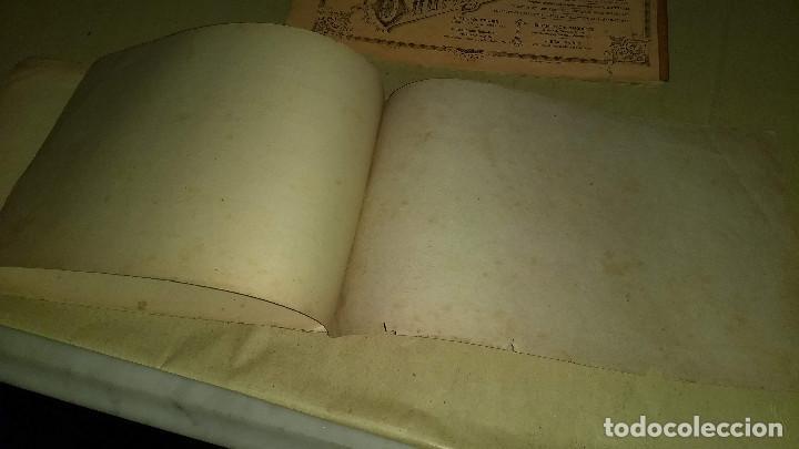 Antigüedades: Dessins de Broderies Sajou Paris. Álbumes Nº 605 y 606 - Foto 19 - 191729745