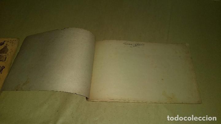 Antigüedades: Dessins de Broderies Sajou Paris. Álbumes Nº 605 y 606 - Foto 22 - 191729745
