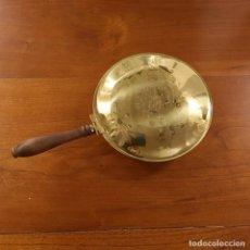 Antiguidades: CALIENTA CAMAS. Lote 191733348