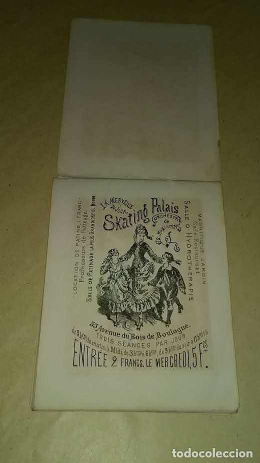 Antigüedades: Recueil de Motifs et Alphabets Coloriés Pour Travaux en Tapisserie. Paris 1876. Álbum Nº 402 - Foto 21 - 191733770