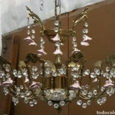 Antigüedades: LAMPARA ART DECO. Lote 191777283