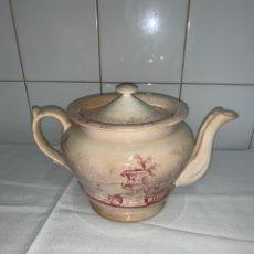 Antigüedades: TETERA DE SARGADELOS TERCERA ÉPOCA. Lote 191806648
